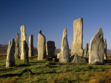 Callanish Standing Stones  Isle of Lewis  Outer Hebrides  Scotland