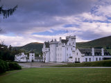 Blair Castle  Blair Atholl  Perthshire  Highland Region  Scotland  United Kingdom  Europe