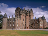 Glamis Castle  Childhood Home of the Late Queen Elizabeth the Queen Mother  Glamis  Angus  Scotland