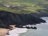Rocky Coast and Beach  Slea Head  Dingle Peninsula  County Kerry  Munster  Republic of Ireland