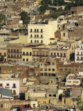 Buildings in Zacatecas  a Mining City and Capital of Zacatecas State  Mexico  North America