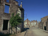Oradour-Sur-Glane  Limousin  France