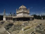Tipu Sultan's Tomb  Mysore  Karnataka State  India