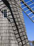 Old Hook Windmill  East Hampton  the Hamptons  Long Island  New York State  USA