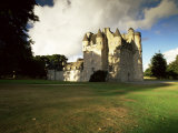 Castle Fraser  Dating from 16th Century  Dunecht  Aberdeenshire  Scotland  United Kingdom  Europe
