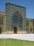 Shrine of Imam Reza  Mashad  Iran  Middle East