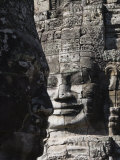 Bayon Temple  Late 12th Century  Buddhist  Angkor Thom  Angkor  Siem Reap  Cambodia  Southeast Asia