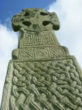 Celtic Cross  Carew  Pembrokeshire  Wales  United Kingdom  Europe