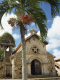 Attos Do Chavon Church  Dominican Republic  West Indies  Caribbean  Central America