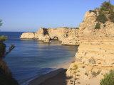 Praia Da Marinha  Algarve  Portugal  Europe