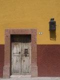 Windows of San Miguel De Allende  Guanajuato State  Mexico  North America