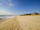 Main Beach  East Hampton  the Hamptons  Long Island  New York State  USA