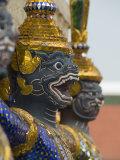 Royal Palace  Bangkok  Thailand  Southeast Asia