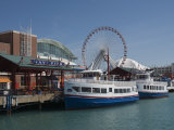 Navy Pier  Chicago  Illinois  United States of America  North America