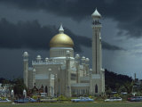 Sultan Omar Ali Saifuddin Mosque  Completed 1958  Bandarseribeg  Brunei  Borneo  Southeast Asia