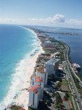 Hotel Area  Cancun  Yucatan  Mexico  North America