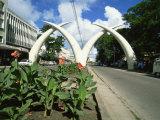 Mombasa  Kenya  East Africa  Africa