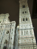 Duomo and Campanile Di Giotto  Florence  Tuscany  Italy