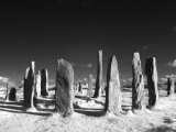 Standing Stones of Callanish  Callanish  Near Carloway  Isle of Lewis  Scotland