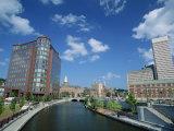 Providence  Rhode Island  New England  USA