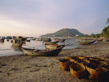 Bai Truoc Front Beach  Vung Tau Town  Saigon  Vietnam  Indochina  Southeast Asia
