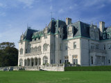 Marble House  Built in 1892 for William K Vanderbilt  Newport  Rhode Island  New England  USA