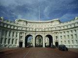 Admiralty Arch  at the End of the Mall  Off Trafalgar Square  London  England  United Kingdom