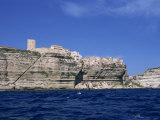 Bonifacio  Corsica  France  Mediterranean  Europe