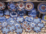 Ceramics for Sale  Batalha  Estremadura  Portugal  Europe