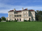 Breakers  Built in 1895 for Cornelius Vanderbilt  Newport  Rhode Island  New England  USA
