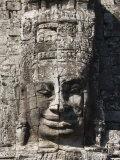 Bayon Temple  Late 12th Century  Buddhist  Angkor Thom  Angkor  Siem Reap  Cambodia  Southeast Asia