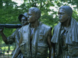 Vietnam Veterans Memorial  Washington DC United States of America  North America
