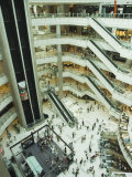 Grand Gateway Shopping Center  Xujiahui District  Shanghai  China