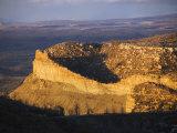 Montezuma Valley Outlook  Mesa Verde National Park  Colorado  USA