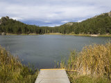 Sylvan Lake  Custer State Park  Black Hills  South Dakota  United States of America  North America