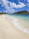 Turtle Beach on the Southeast Peninsula  St Kitts  Leeward Islands  West Indies  Caribbean