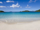 Trunk Bay  St John  US Virgin Islands  West Indies  Caribbean  Central America