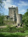Blarney Castle  County Cork  Munster  Republic of Ireland  Europe