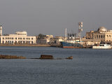 Coastal Town of Massawa on the Red Sea  Eritrea  Africa