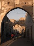Coastal Town of Massawa on the Red Sea  Eritrea  Africa