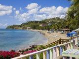 Frigate Bay Beach  St Kitts  Leeward Islands  West Indies  Caribbean  Central America