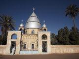 Madhi's Tomb  Omdurman  Khartoum  Sudan  Africa