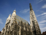 St Stephen's Cathedral  Vienna  Austria  Europe