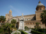 Cathedral  Palermo  Sicily  Italy  Europe