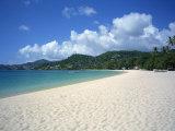 Grand Anse Beach  Grenada  Windward Islands  West Indies  Caribbean  Central America