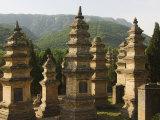 Shaolin Temple  the Birthplace of Kung Fu Martial Arts  Shaolin  Henan Province  China