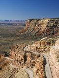 Moki Dugway  Near Monument Valley  Utah  USA