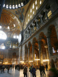 Haghia Sophia  UNESCO World Heritage Site  Istanbul  Turkey  Europe