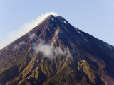 Mount Mayon  2462 M  Bicol Province  Southeast Luzon  Philippines  Southeast Asia