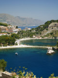 Isola Bella Island and Beach  Taormina  Sicliy  Italy  Mediterranean  Europe